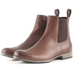Bottines Chelsea V4S marron