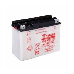 Batterie YUASA Y 50N18L-A3