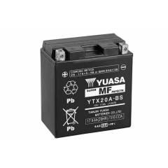Batterie YUASA YTX20A-BS