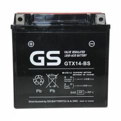 Batterie YUASA GTX14-BS