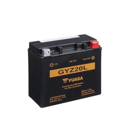 Batterie YUASA GYZ20L GS GL1800 12/13