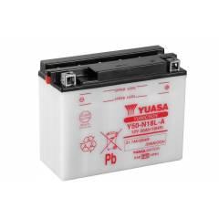 Batterie YUASA Y50N18 LA