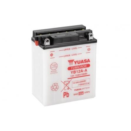 Batterie YUASA YB12 AA