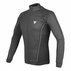 Gilet Dainese D-CORE No Wind THERMO TEE LS Noir/Anthracite