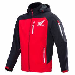 Veste SoftShell Honda Racing 18