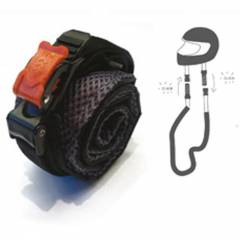 Sangle Porte Casque Mad Ezgo Noir