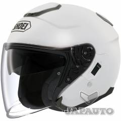 Casque Shoei J-CRUISE Blanc - Blanc