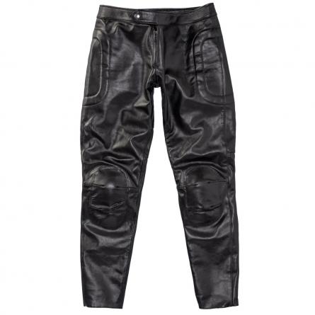 Pantalon Cuir Dainese Piega 72 Noir
