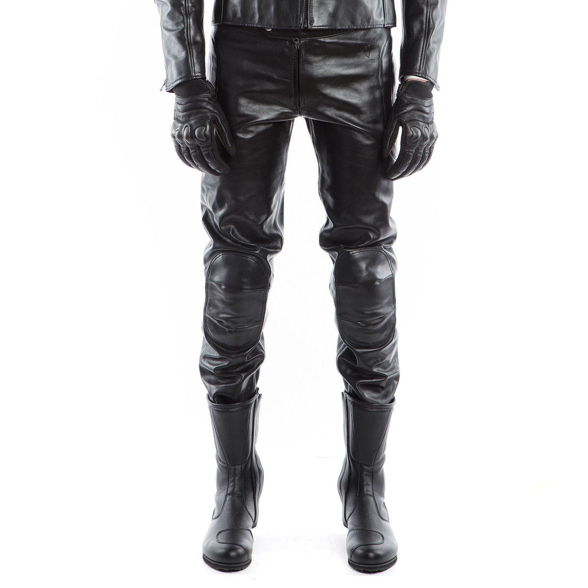 Piega Homme Noir Moto Cuir 72 Dainese Pantalon FK3lT1Jc