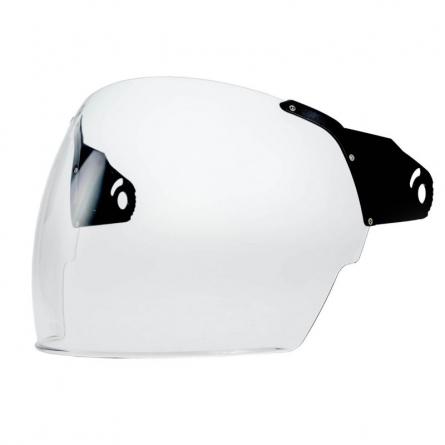 La visière Blauer BLCP6001 est incolore et conçue pour le modèle Pod uniquement