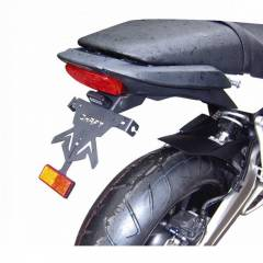 Support de plaque Chaft Honda CB650F/CBR650F