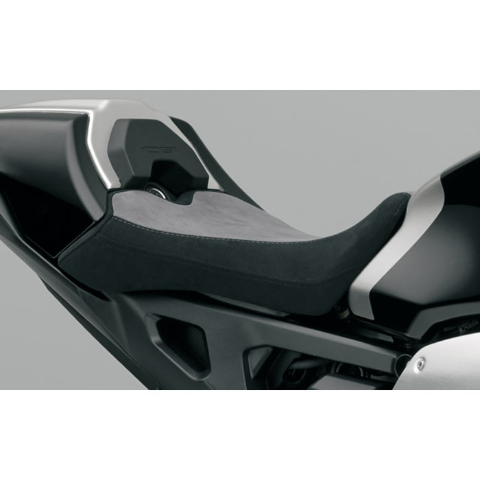 selle alcantara honda cb1000r selle haute honda japauto. Black Bedroom Furniture Sets. Home Design Ideas