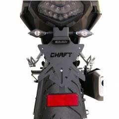 Support de plaque Chaft Honda CB500X/CB500F/CBR500