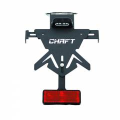 Support de plaque Chaft Honda XADV