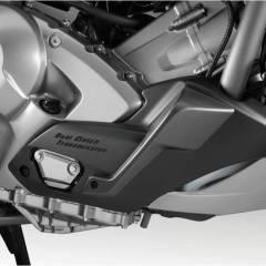 Déflecteurs inférieurs Honda NC750X