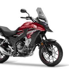 Bulle teintée Honda CB500X