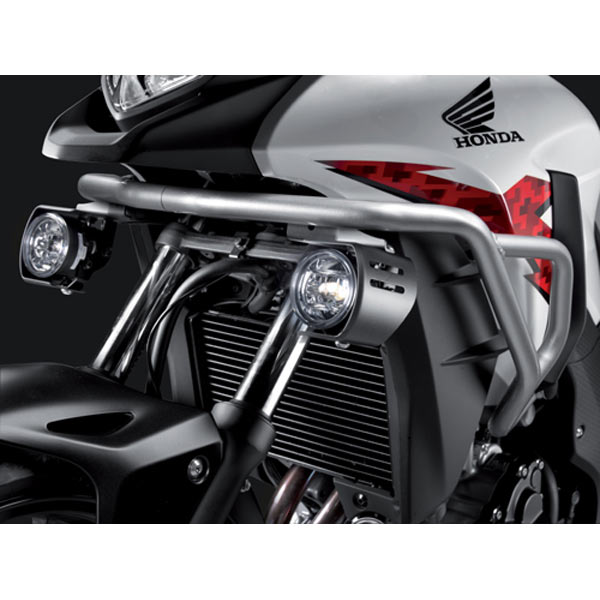 kit feux additionnels honda cb500x feux led pare. Black Bedroom Furniture Sets. Home Design Ideas