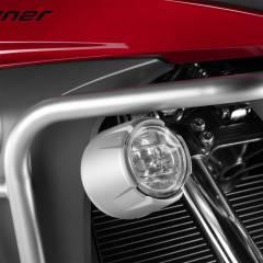 Kit de fixations feux additionnels Honda Crossrunner
