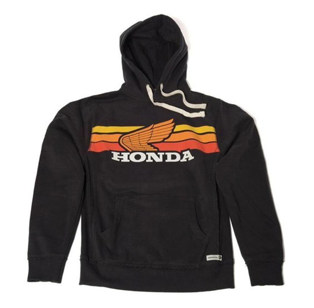 Honda SUNSET   Sweat Homme   Japauto Moto