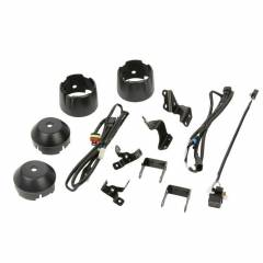 Kit de fixations feux additionnels Honda NC750X