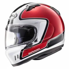 Casque Arai Renegade-V Outline Rouge