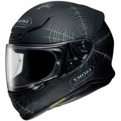 Casque Shoei NXR DYSTOPIA TC5 de face