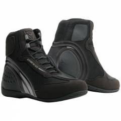 Baskets Dainese MotoShoe D-WP D1 Lady Noir/Anthracite