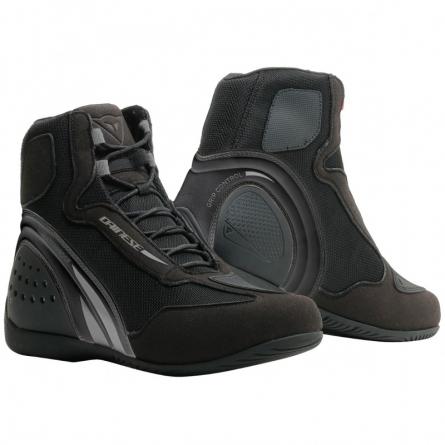 Baskets Dainese MotoShoe D-WP D1 Lady Noir/Anthracite