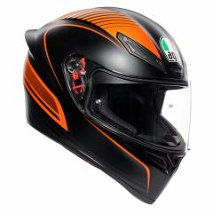 Casque AGV K-1 WARMUP Mat - Orange