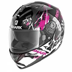 Casque Shark RIDILL 1.2 Drift-R Glossy - Rose