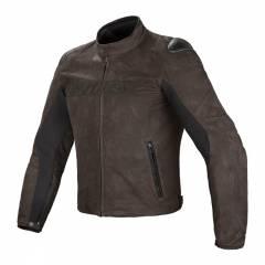 Blouson Dainese G. Street Rider Pelle - Marron