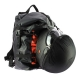 Ubike équipe son sac-à-dos d'un filet porte-casque