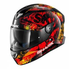 Casque Shark SKWAL 2 NUK'HEM - Orange