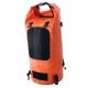 Sac-à-dos Ubike CYLINDER PVC 30 Litres Orange en sac de selle
