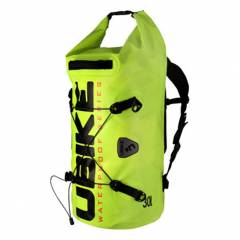 Sac-à-dos Ubike Cylinder Bag 30L - Jaune