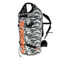 Sac-à-dos Ubike Cylinder Bag 30L - Camouflage