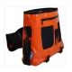 Sac Besace Ubike Messenger Orange ouvert