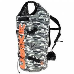 Sac-à-dos Ubike Cylinder Bag 50L - Camouflage