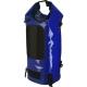 Sac-à-dos Ubike CYLINDER PVC 50 Litres Bleu en sac de selle