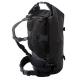 Arrière du sac-à-dos Ubike Cylinder Bag 50L Noir