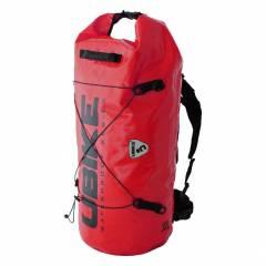Sac-à-dos Ubike Cylinder Bag 30L - Rouge
