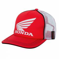 Casquette Race Red Honda