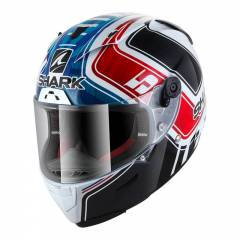 Casque Shark RACE R PRO REPLICA ZARCO - Déco