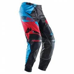 Pantalon Cross S4 Core Razon 3 Noir Blanc Rouge