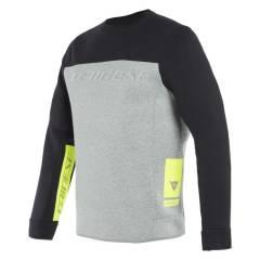 Sweat-shirt Dainese Contrast - Jaune