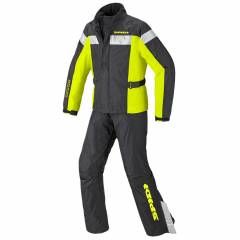 Kit Touring Rain Spidi Noir/Jaune
