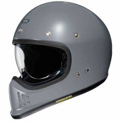 Casque Shoei EX-ZERO Color Basalt Grey