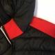 La veste Hybride Honda Race combine doudoune et softshell