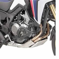 Pare-Carters Haut Inox pour AFRICA TWIN CRF1000L