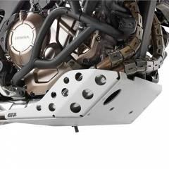 Sabot moteur Givi en aluminium pour CRF1000 L Africa Twin